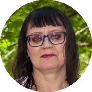 Opintosihteeri Leena Karisto.