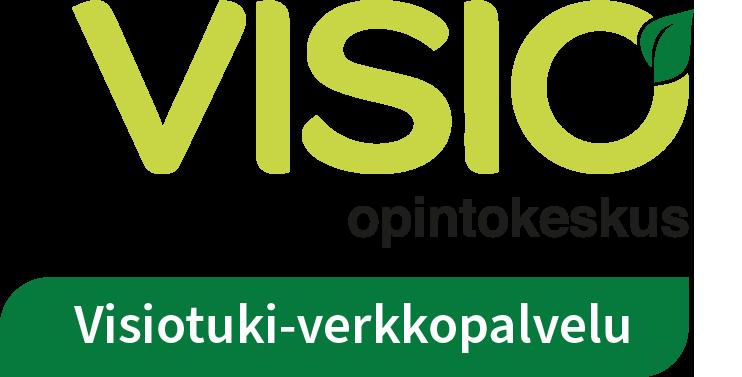 Visiotuki-verkkopalvelun logo